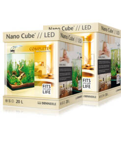 NanoCubE COMPLETE+ LED LED Lampe von Dennerle in Nano