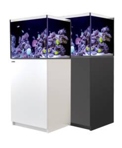 Reefer 170 Aquarium Komplettset, Aquarium Set, Meerwasser Aquarium günstig, Meerwasser Aquarium Komplett, Meerwasser Set, Meerwasseraquarium, Meerwasserbecken, Red Sea Aquarium, redsea, Reefer Aquarium von Red Sea in Kombination