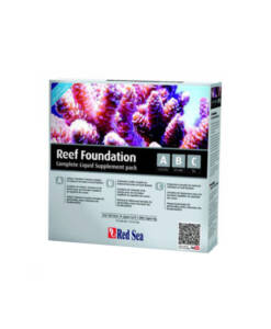Reef Foundation ABC von Red Sea in Wasserpflege